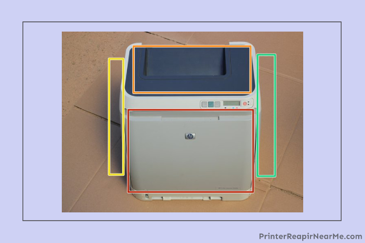 How To Fix Print Quality Problems In HP Laserjet 2600n